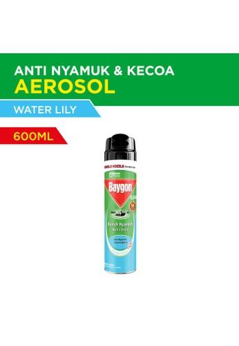 Baygon Baygon Aerosol Waterlily & Rose 600ml 9712EES95C1981GS_1