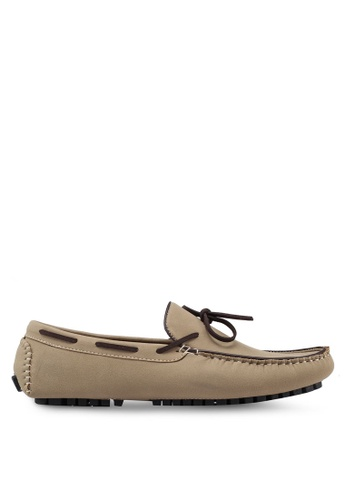 High Cultured beige Casual Loafers 317 1ED90SH621E481GS_1