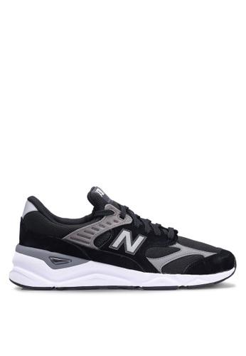 New Balance black X90 Lifestyle Reconstructed Shoes AC6C3SHB2B5612GS_1