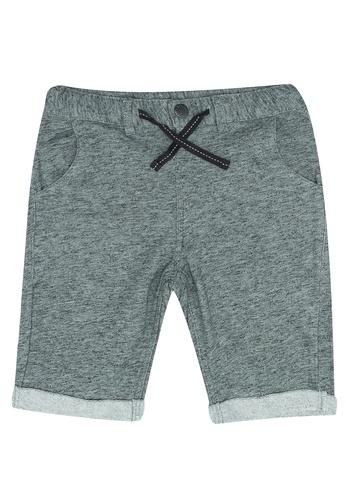 FOX Kids & Baby grey Kids Boy Shorts 815B9KA34AA99BGS_1