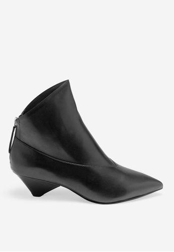 ASH black Crazy - Black Ankle Boots AA472SH2160DBCGS_1