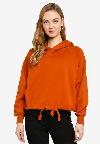 ONLY orange Nilla Life Hoodie E7679AA9BF2338GS_1