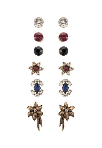 ALDO multi Etadonna Earrings AL087AC0S722MY_1