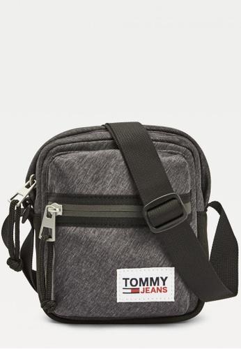Tommy Hilfiger black Tjm College Tech Rep 1ED3CAC6DA1067GS_1