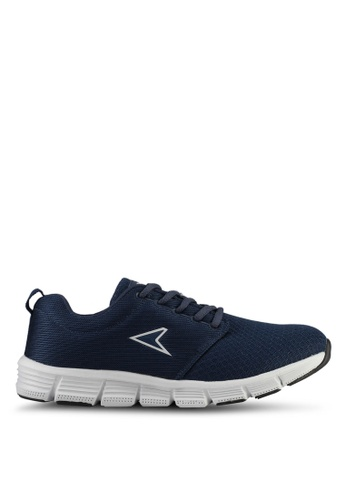 Power blue Power Men Athletic Running Shoes 972B6SHB186BC5GS_1