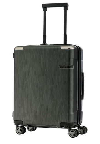 Samsonite black Samsonite Evoa Spinner 55/20 Luggage C163CACC0A17EBGS_1