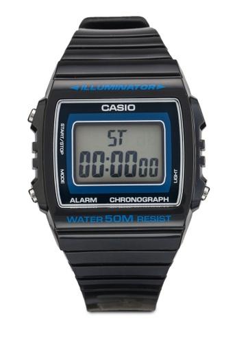 Casio black Casio Digital Watch W-215H-8AVDF CA843AC53YAKMY_1
