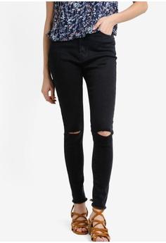 Buy BLACK JEANS Online | ZALORA Singapore