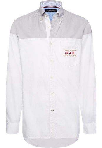 Tommy Hilfiger TOMMY HILFIGER COLOR BLOCK c B6CFFAAAB4896AGS_1