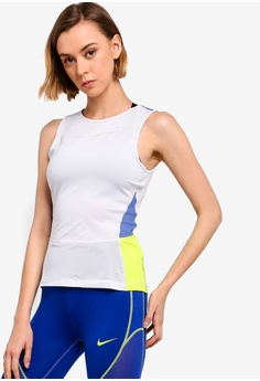 92a4185c3ca31 Nike grey As Women's Np Surf Spt Hprcl Tank Top 27F7DAAE170EE0GS_1