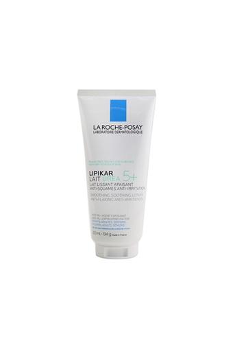 La Roche Posay LA ROCHE POSAY - Lipikar Lait Urea 5+ Smoothing Soothing Lotion (Anti-Flaking & Anti-Irritation) 200ml/6.6oz 08702BE53B267DGS_1
