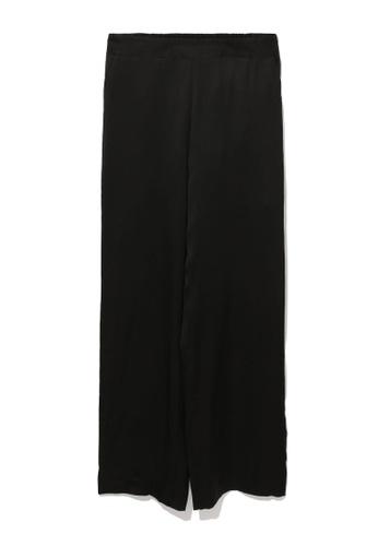 b+ab black Relax basic pants EBF5BAAE8B32BAGS_1