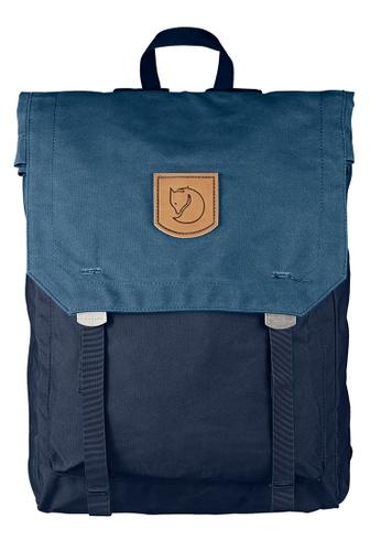 Fjallraven Kanken navy Dark Navy-Uncle Blue Foldsack No.1 Backpack CCFACACAA13C69GS_1