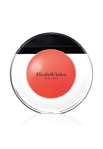 Elizabeth Arden orange Lip Tinted Bronzing Oil - Coral EL686BE19JAAMY_1