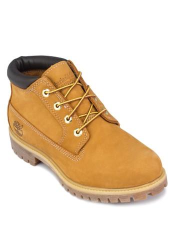 抗疲勞復古防水靴,esprit outlet 高雄 鞋, 鞋