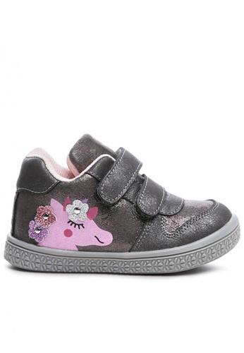 London Rag grey Grey Unicorn Sparkle Sneakers 8D0A9KS6F22968GS_1