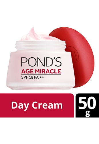Pond's n/a Pond's Age Miracle Day Cream 50g PO144BE77AXMPH_1