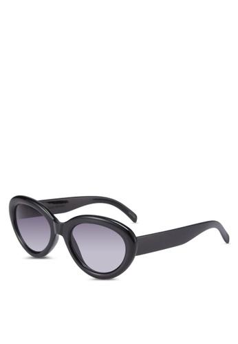 Mango black Acetate Frame Sunglasses 4A0E6GL9399B96GS_1