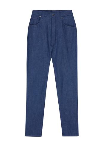 D'urban blue Straight Leg Jeans D9928AAC6391DDGS_1