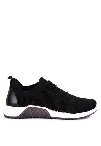 Mendrez black Jerry Sneakers 70484SH81410A1GS_1