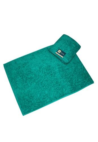 Martel pink Martel Basic Hand Towel 98791HLC56781CGS_1