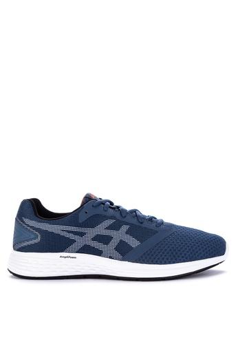 Asics grey Patriot 10 Sneakers 19485SH960D28BGS_1