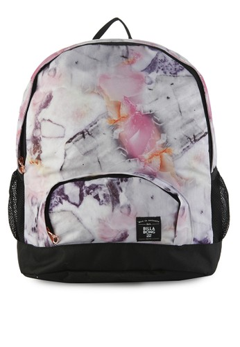 Billabong white Quartz Backpack B6EA4AC2336B39GS 1 3a7382e7cb