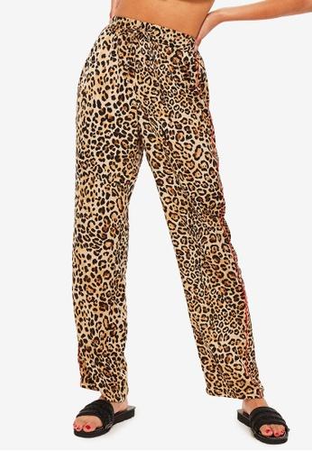 c7c6c8811f2 Leopard Print Trousers