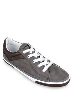 Mix Material Sneaker