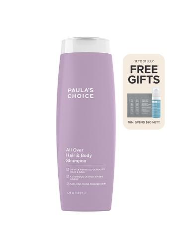 Paula's Choice purple All Over Hair & Body Shampoo 6969BBEF4D1773GS_1