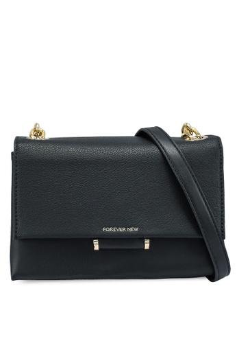 Forever New black Delta Mini Crossbody Bag AFF86AC576B1BDGS_1