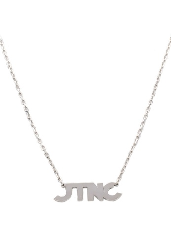 JTNC By Justin Chew silver Necklace 925 Silver 144ACACA869D9FGS_1