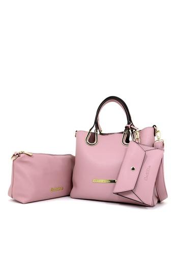 Carlo Rino pink Carlo Rino 0302999-001-34 Top-handle bag (Pink) B66D9AC8FE7EE0GS_1
