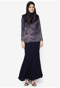 Baju Kurung Moden Qiara