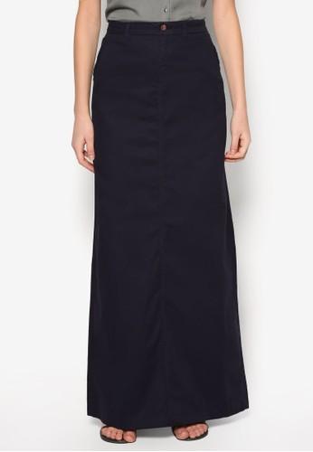 棉質口袋長裙, 服飾, 服mango服飾官網飾