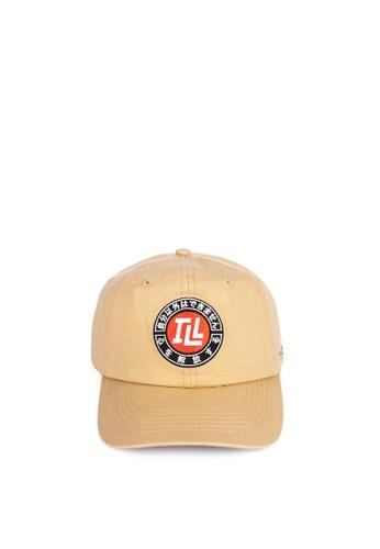 Illest brown Ill Teq Dad Cap 8B8E5ACE399418GS_1