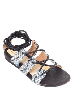 Clea Flat Sandals