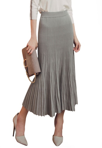 cf91cfd325 Buy Kodz Pleated Skirt Online on ZALORA Singapore