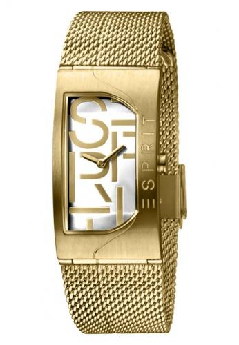 ESPRIT gold Esprit Women Houston Bold Silver Gold ES1L046M0035 332C0ACCD89DE2GS_1