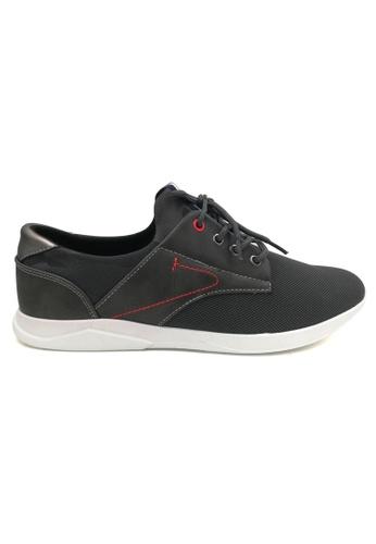 midzone grey EXO SCORPION Sneaker 90838SH306A114GS_1