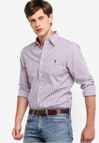 502a6a7cf Polo Ralph Lauren multi Long Sleeve Button Down Sport Shirt  5A0E2AA2E95C87GS_1