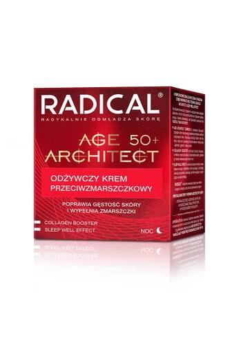 Farmona RADICAL® AGE ARCHITECT 50+ Nourishing Anti-Wrinkle Cream CA070BE876B391GS_1