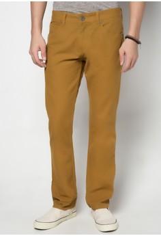 Low Rise Ergonomic Waist Pants