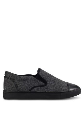 滑面仿皮鞋頭懶人鞋, 鞋, zalora是哪裡的牌子鞋