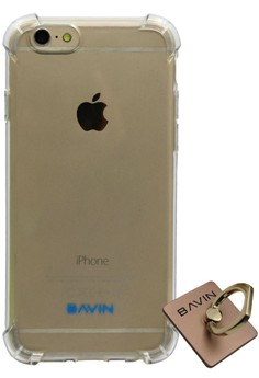 Back Cover Case for iphone 6 4.7 with FREE Mobile Phone Ring