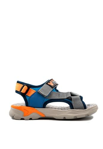 Mickey orange Mickey Sandal MK65-001 78E10KS1E030A4GS_1