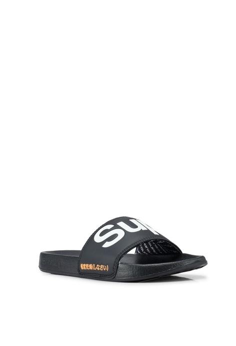 best service e1222 1c66d Buy Sandals  Flip Flops For Men Online  ZALORA Malaysia  Bru