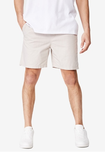Cotton On 多色 休閒抽繩短褲 2B468AA4CAFC57GS_1