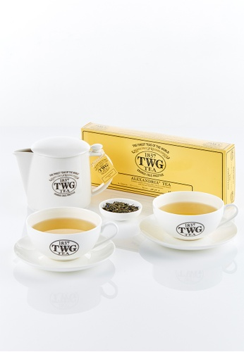 TWG Tea It's the Weekend! Teabag Kit (Alexandria Tea) 3A552ES189899FGS_1