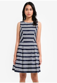 Springbourne Stripe Dress